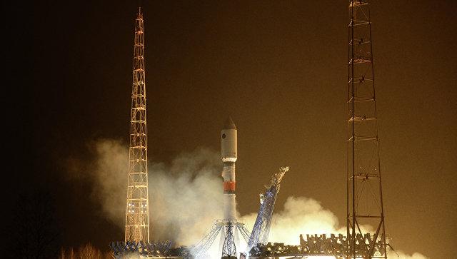 """Са космодрома Плесецк лансирана ракета """"Сојуз-2.1б"""""""