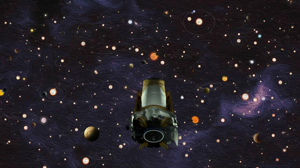 Космички телескоп Кеплер завршио своју мисију