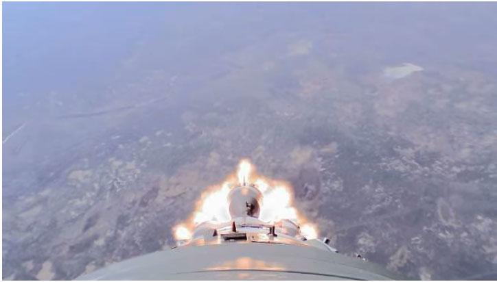 """Roskosmos"" objavio snimak havarije ""Sojuza"" sa kamere na raketi"
