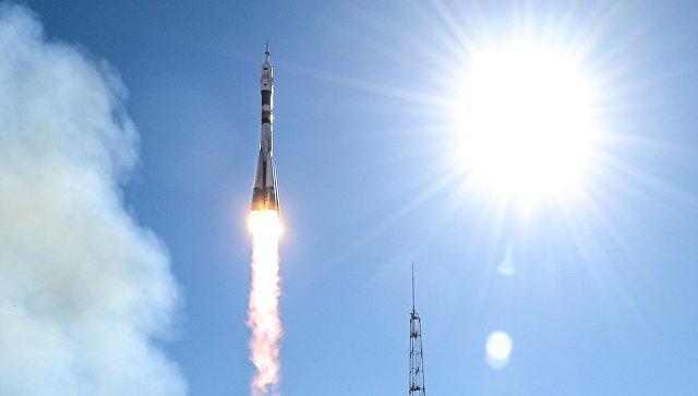 """Ракета """"Сојуз ФГ"""" успешно извела теретни брод """"Прогрес МС-10"""" у орбиту"""