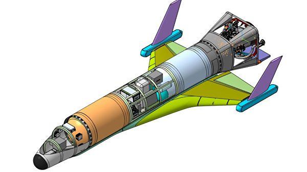 Појавила се фотографија првог руског хиперсоничног космичког дрона