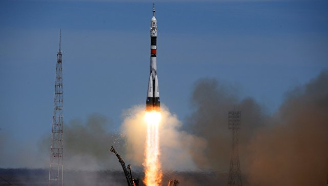 """""""Сојуз"""" полетео према Међународној космичкој станици"""