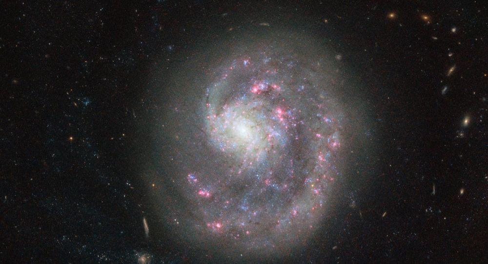 НАСА снимила галаксију НГЦ 290