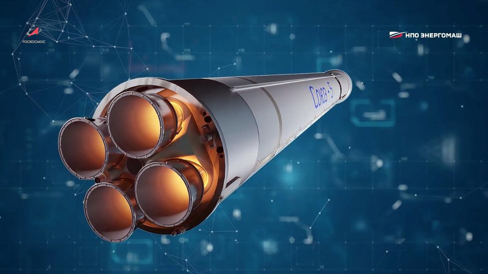 """RT: Nova raketa """"Sojuz-5"""" će osvojiti globalno tržište - Rogoziin"""