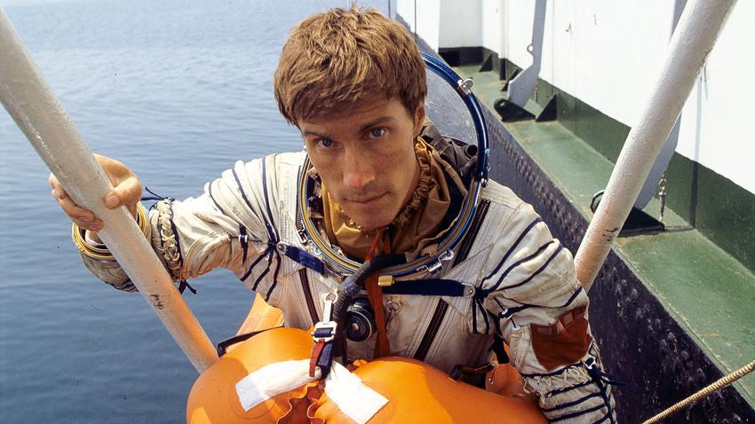 Последњи совјетски држављанин: Космонаут којег су 1991. заборавили у космосу