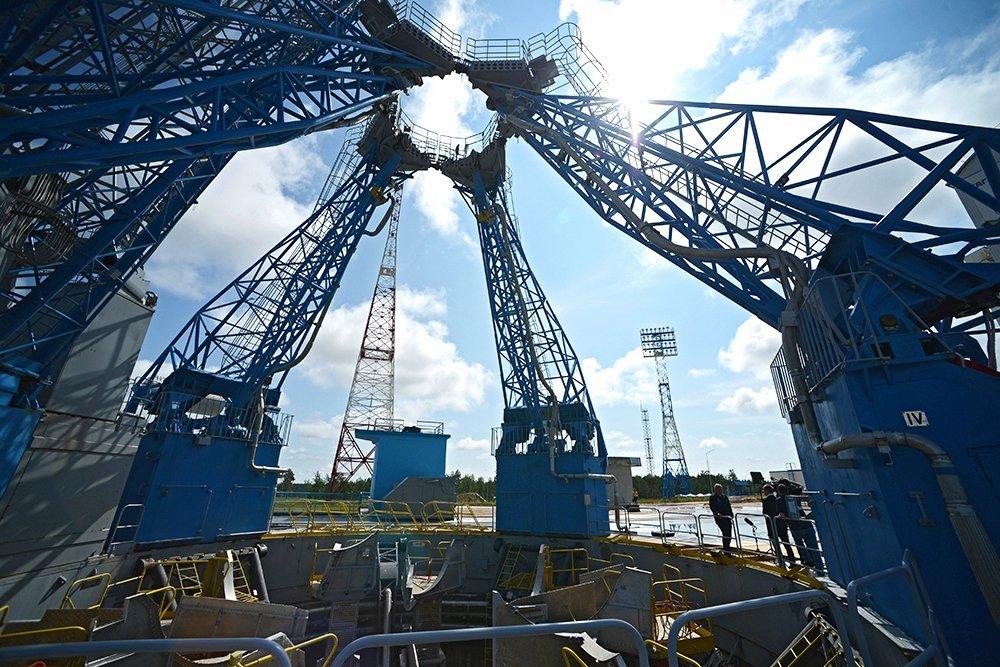 Настављају се радови на космодрому Восточни
