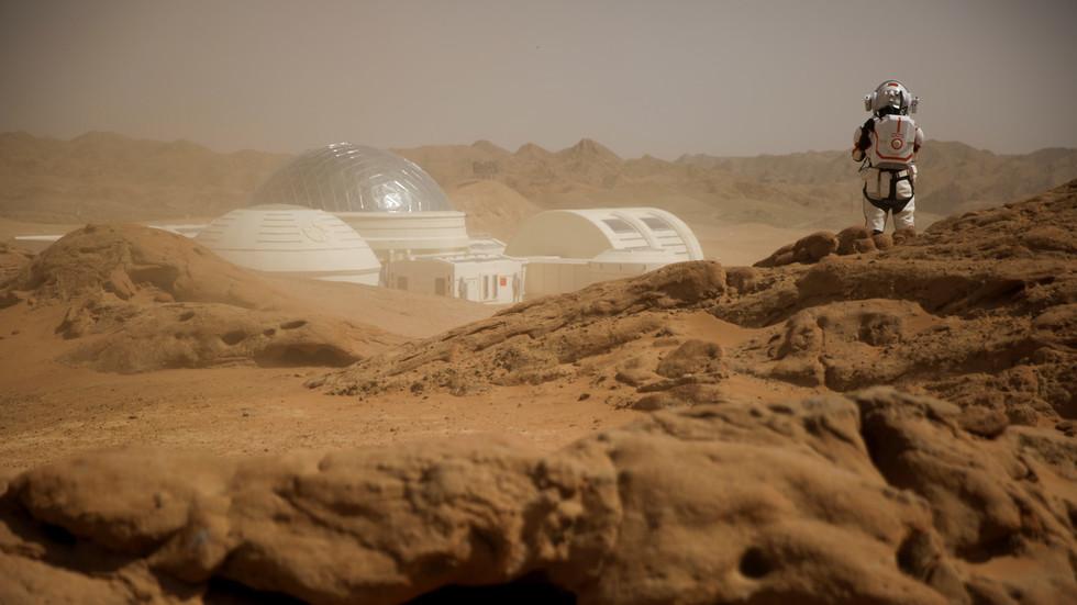 РТ: Кина ће послати сонду на Марс 2020. да би трагала за знаковима живота