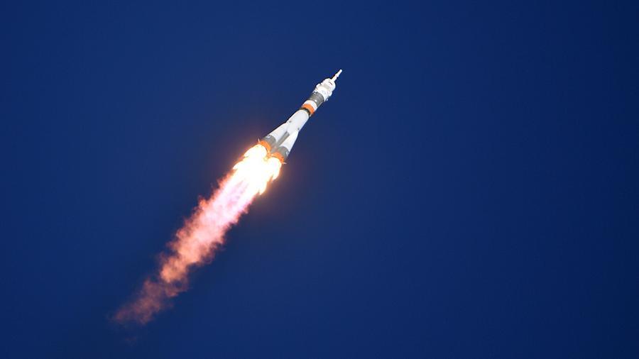 Са космодрома Бајконур полетела нова посада Међународне космичке станице