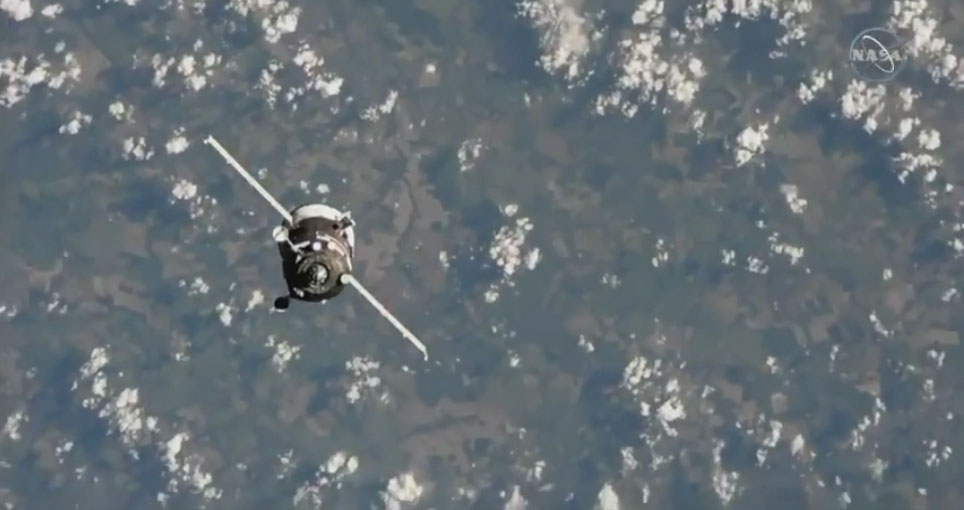 """""""Прогрес МС-12"""" долетео до Међународне космичке станице за рекордно време"""