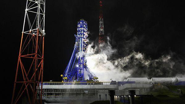 """Sa kosmodroma """"Bajkonur"""" lansiran vojni satelit"""