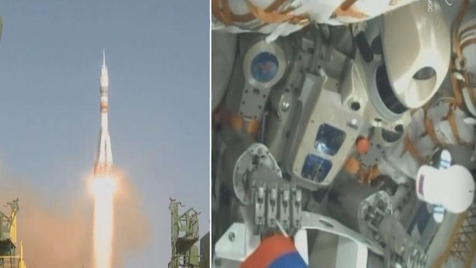 РТ:  Руски хуманоидни робот полетео ка Међународној космичкој станици