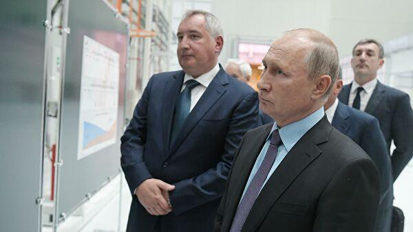 Путин: Русија треба да буде корак испред других земаља у освајању космоса
