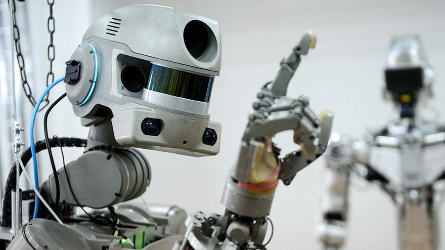 """Руски робот """"Фјодор"""" се вратио на Земљу"""