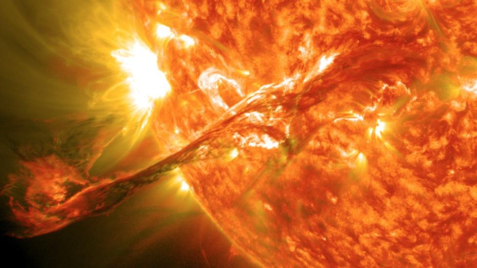 RT: Zvuk Zemlje u koji udara solarna oluja progoniće vaše snove