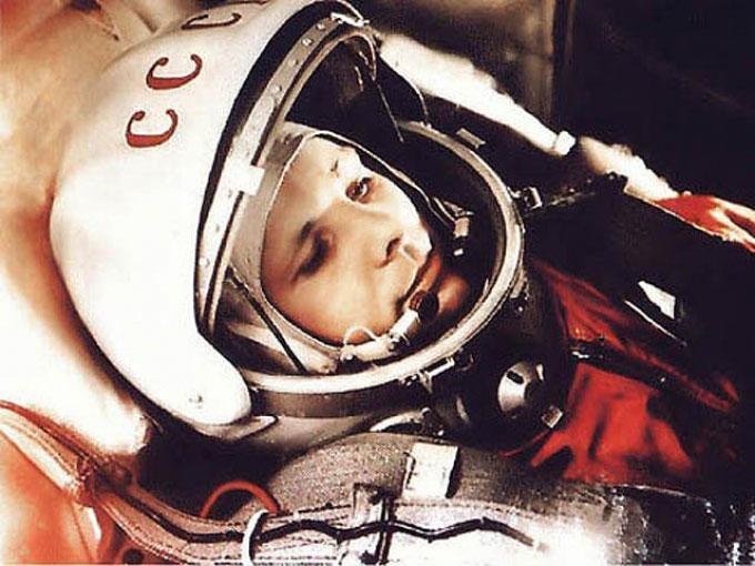 Јуриј Гагарин: Први човек у космосу