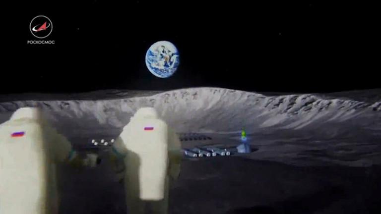 RT: Rusija pravi prvu 3D mapu Meseca koja će pomoći da se odluči gde kosmonauti sletati