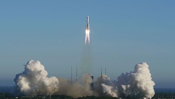 "Кина први пут лансирала ракету-носач ""Чанжен 5Б"""