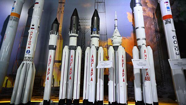 """Почела производња супертешке ракете """"Ангара"""""""