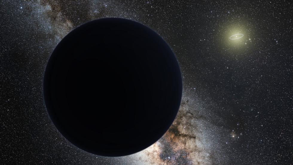"""РТ: Научници осмишљавају план да истраже да ли је мистериозна """"Планета девета"""" првобитна црна рупа"""