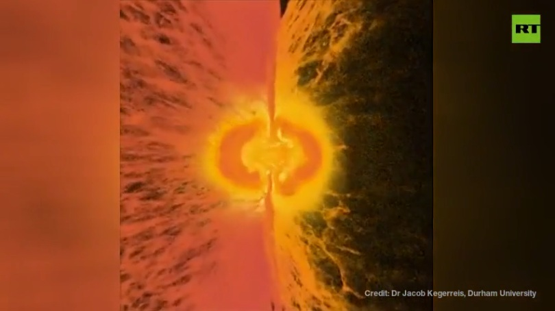RT: Naučnici pomoću superkompjutera simulirali posledice planetarnih sudara