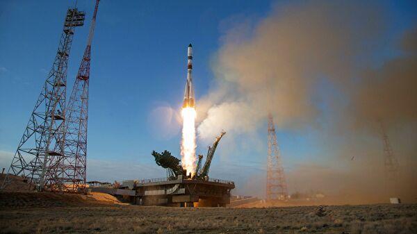 """""""Сојуз 2.1а"""" са """"Прогресом МС-15"""" поставио рекорд у трајању лета до МКС-а"""