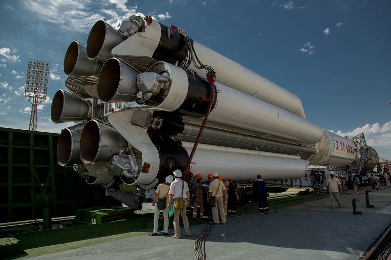 """Протон-М"" спреман за лансирање"