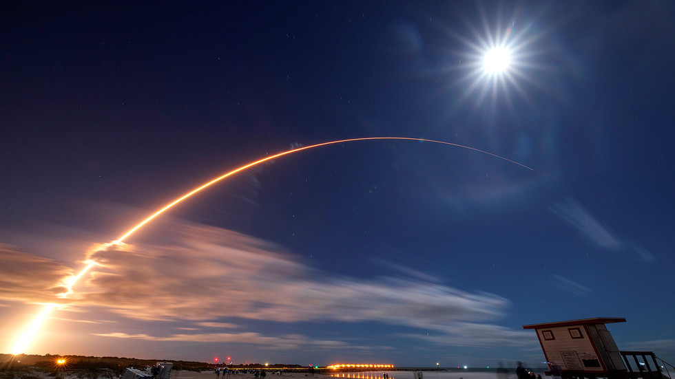 РТ: САД и седам пријатељских држава потписали Артемиски споразум да би се експлоатисао месец, али до сателита је тешко доћи без помоћи Русије