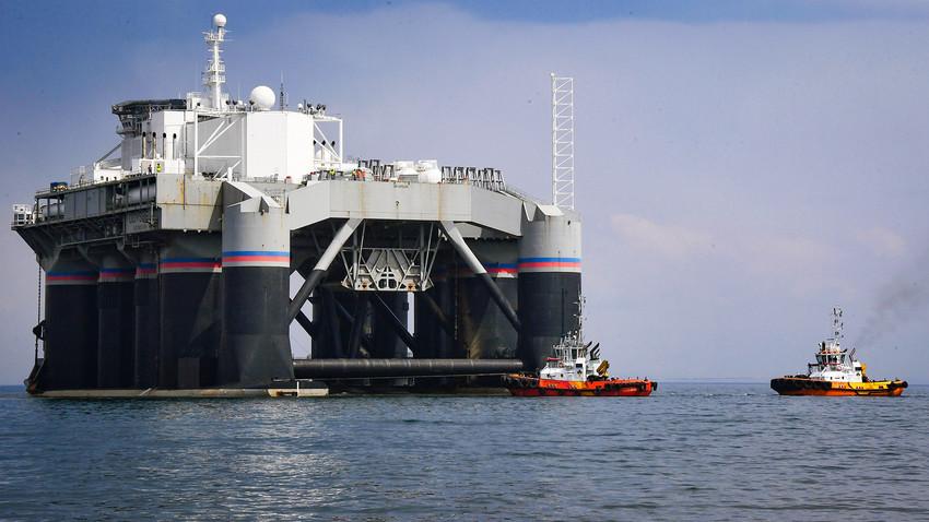 Rusija ima jedini ploveći kosmodrom na svetu. Zašto je on bio problem?