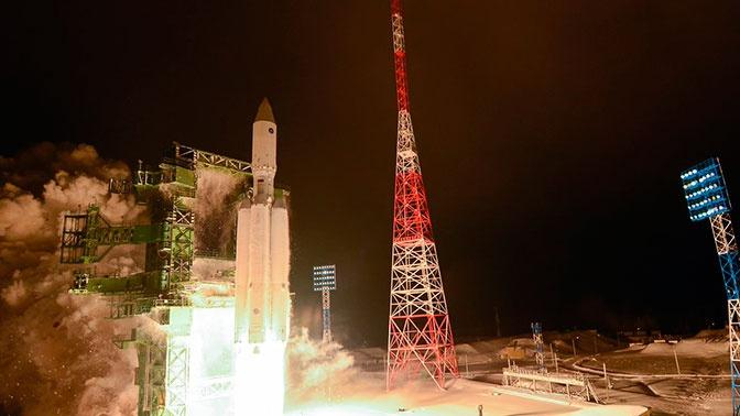"Sa kosmodroma Pleseck lansirana raketa ""Angara A5"""