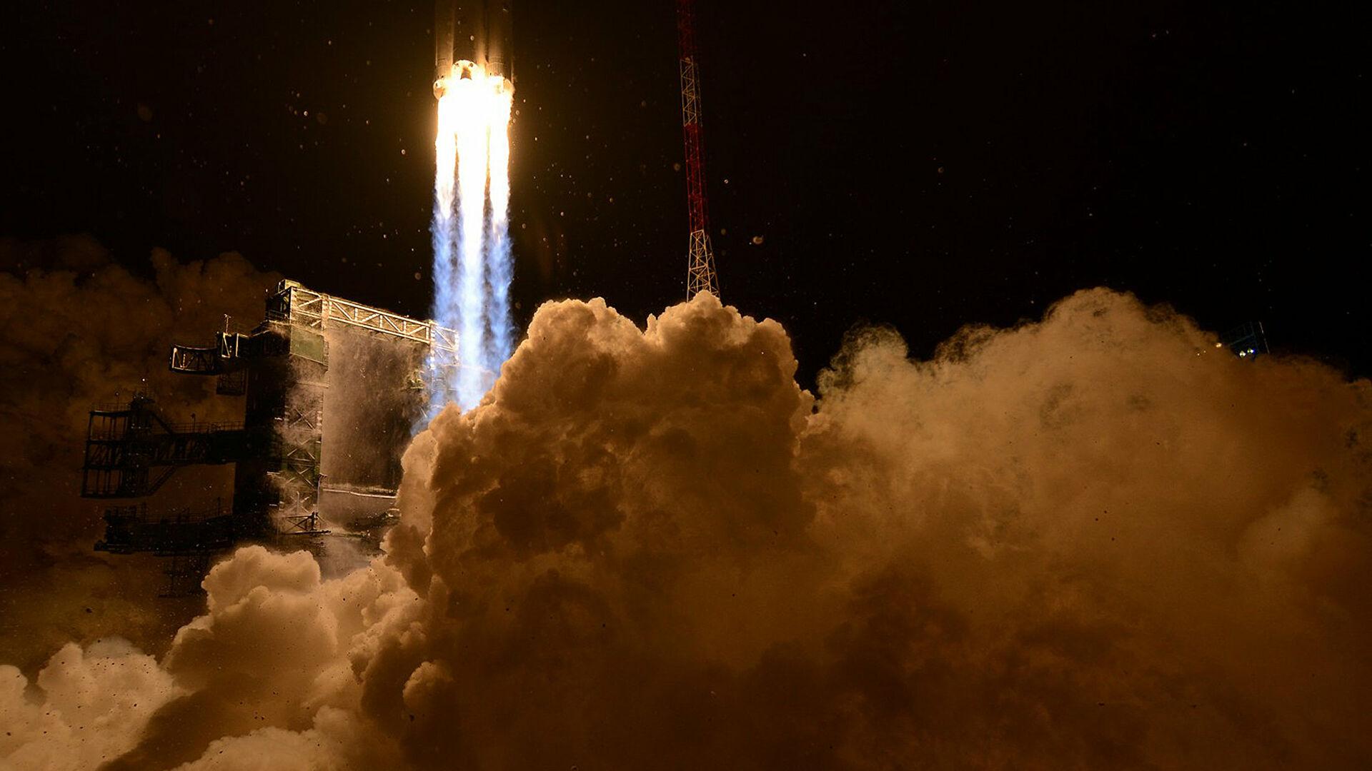 """Rogozin: Raketa-nosač """"Angara A5V"""" biće dvostruko moćnija od """"Protona"""""""