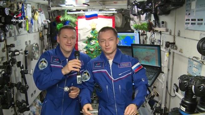 Ruski kosmonauti: Budite zdravi, pažljivi jedni prema drugima i budite zajedno