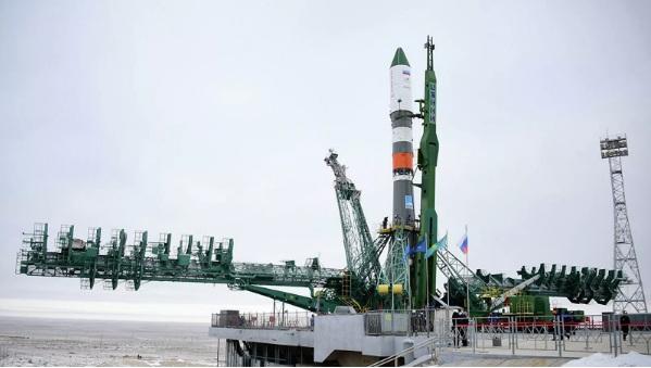 """""""Сојуз 2"""" са бродом """"Прогрес МС-16"""" лансиран са космодрома Бајконура"""