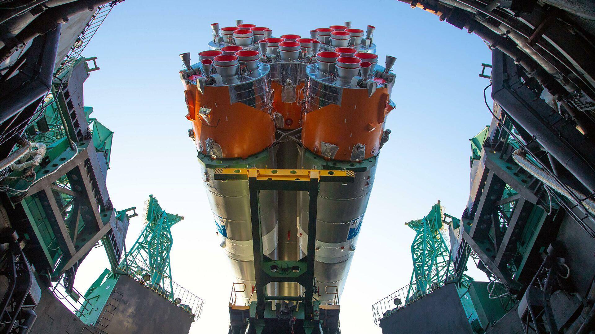 "Sa kosmodroma Bajkonur lansiran ""Sojuz"" sa satelitom ""Arktika M"""