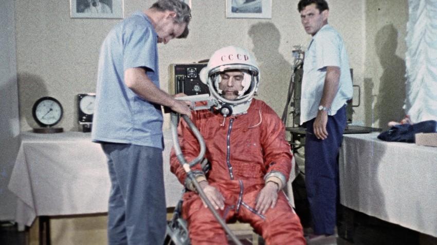 Како је страдала прва жртва совјетског свемирског програма?
