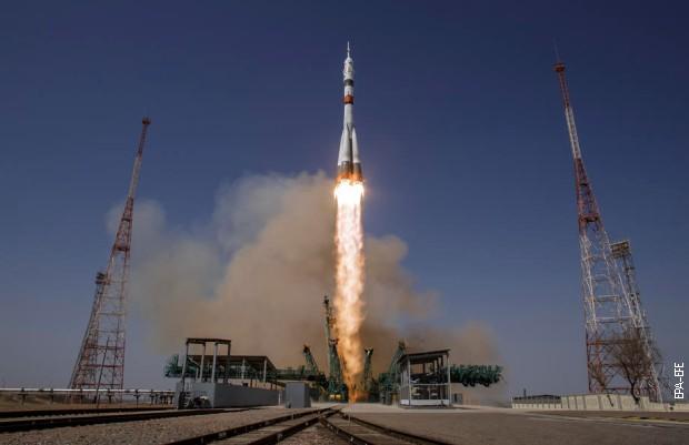 На лансирању ракете у Бајконуру: Скок у звезде са 35 милиона коња