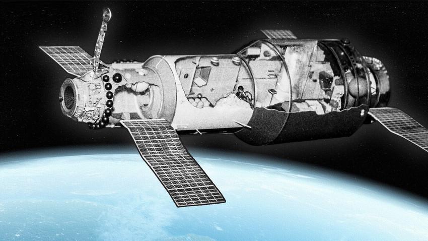Десет ствари које нисте знали о првој орбиталној станици