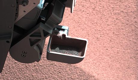 Ровер Кјуриозити проналази живот на Марсу 2013. године