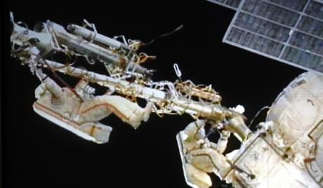 Са Међународне свемирске станице послата научна информација путем ласерског канала комуникације