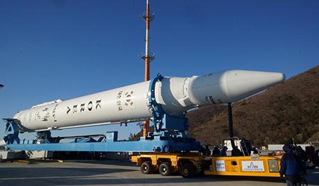 Две крстарице ће пратити лансирање корејске космичке ракете