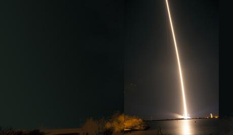 НАСА лансирала сателит за везу нове генерације