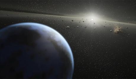 Астероид јури ка Земљи