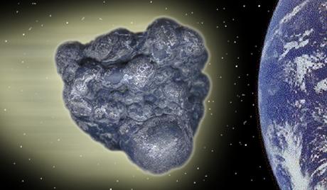 Да ли ће астероид закачити земљу?