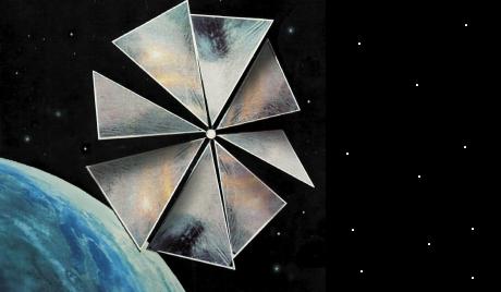 NASA ће лансирати највећу соларну једрилицу