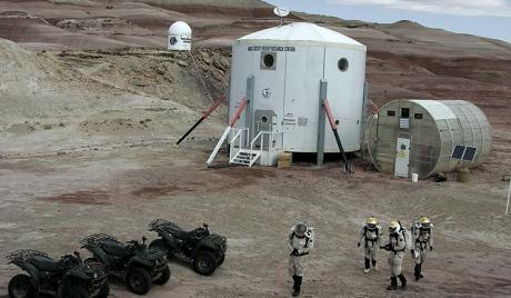 Марсови колонисти осуђени на страшну смрт
