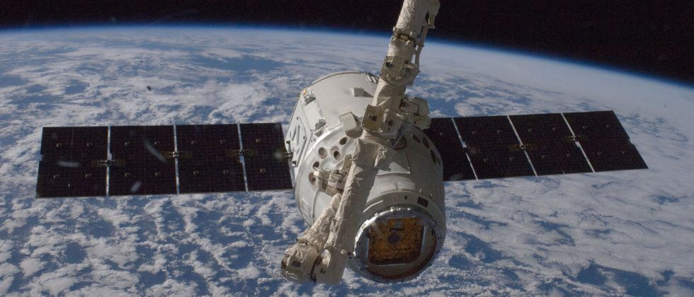 """Kosmička kapsula """"Dragon"""" se vratila se na Zemlju"""