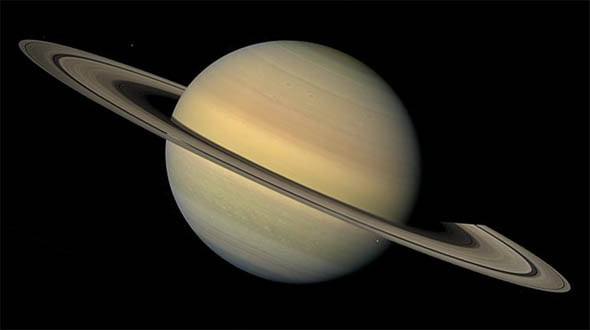 Насина летелица Касини започела завршну фазу дугог путовања