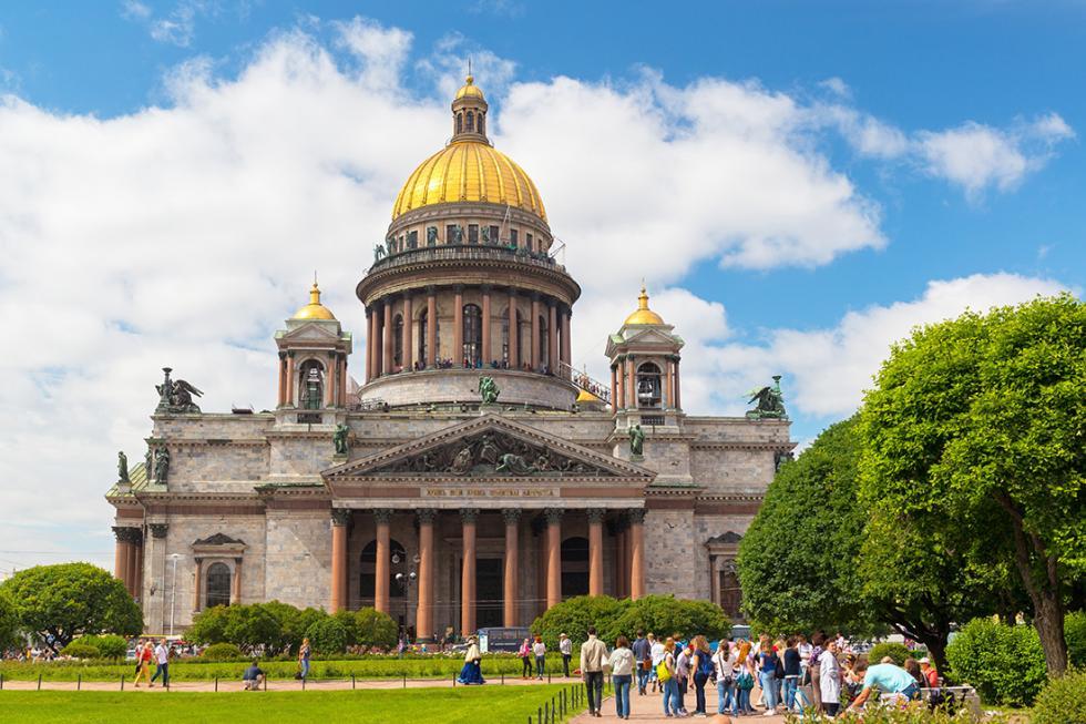 Шта треба знати о пет најважнијих храмова Санкт Петербурга?