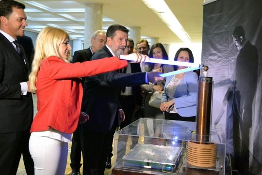 Дело једног Србина: Музеј Николе Тесле гостује у Москви