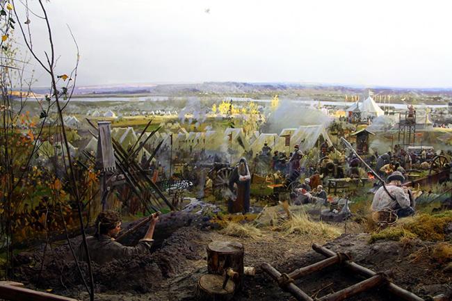 Делегација Мионице присуствовала реконструкцији битке код Калуге