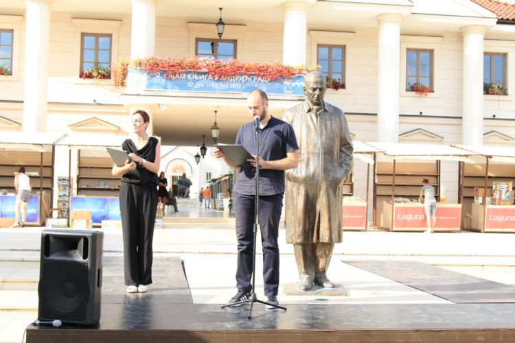 Андрићград: Свечано затворен сајам књига у Андрићграду и додељене награде